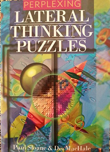 9780439077439: Perplexing lateral thinking puzzles