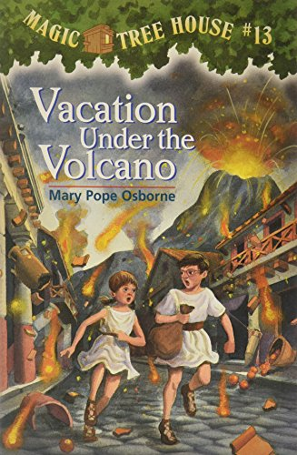 9780439077590: Vacation Under the Volcano (Magic Tree House)