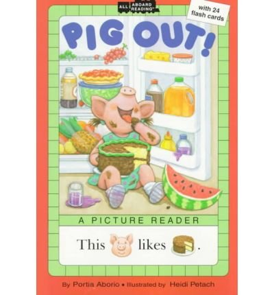 9780439077613: Pig Out! (A Picture Reader)