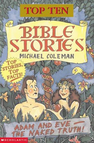 9780439078016: Top Ten Bible Stories
