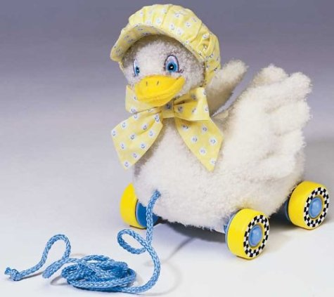 9780439078276: Goosey, Goosey, Gander Pull Toy
