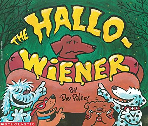 9780439079464: The Hallo-Wiener