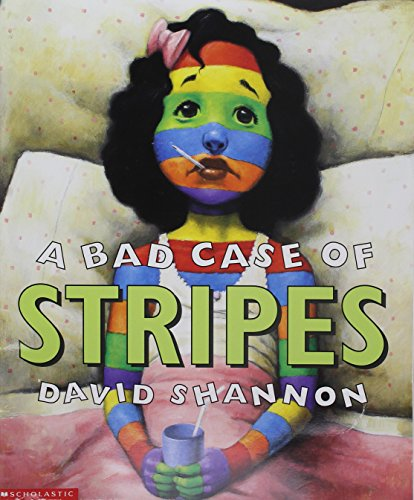 9780439079556: A Bad Case of Stripes