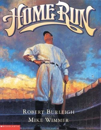 9780439080651: Home Run: The Story of Babe Ruth