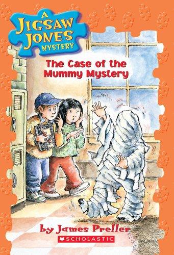 9780439080941: The Case of the Mummy Mystery (Jigsaw Jones Mystery, No. 6)