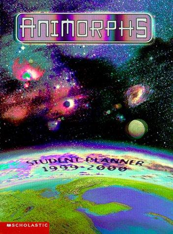 9780439081146: Animorphs Student Planner