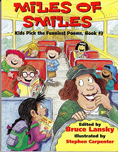 9780439082112: Miles of Smiles: Kids Pick the Funniest Poems: Book #3