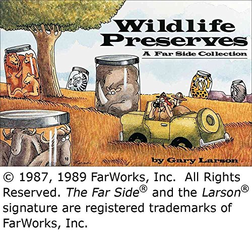 9780439082266: Wildlife Preserves: a Far Side Collection