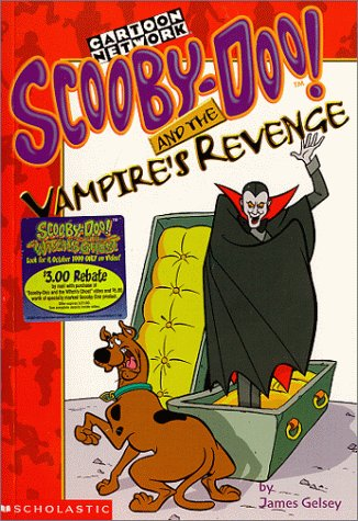 9780439082785: Scooby Doo! and the Vampire's Revenge (Scooby-Doo Mysteries, No. 6)