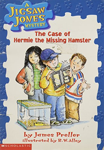 9780439083188: Title: The Case of Hermie the Missing Hamster A Jigsaw Jo