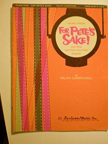 9780439083270: For Pete's sake