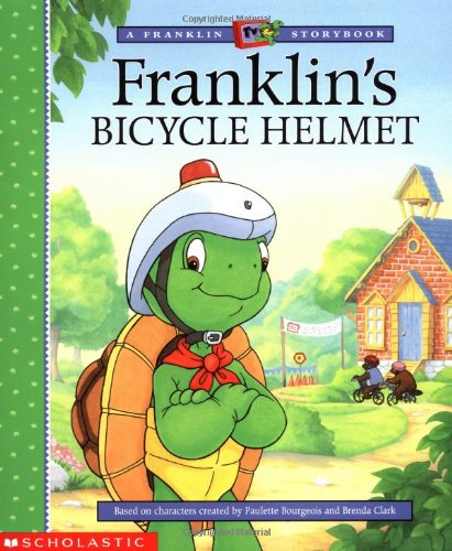 9780439083676: Franklin Tv #03: Franklin's Bicycle Helmet