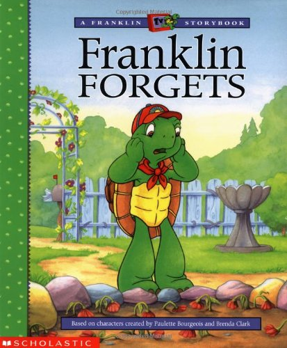 9780439083683: Franklin Tv #04 Franklin Forgets