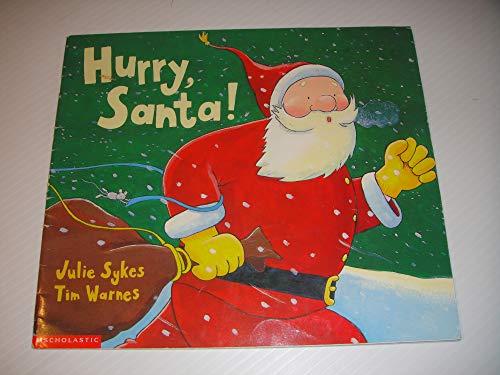9780439083720: Hurry, Santa!