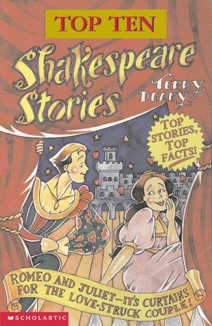 9780439083874: Shakespeare Stories (Top ten series)