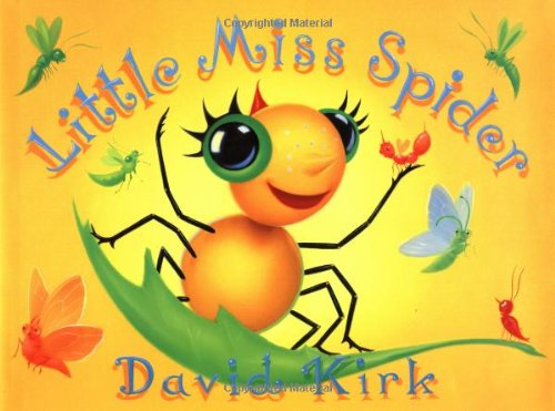 9780439083898: Little Miss Spider