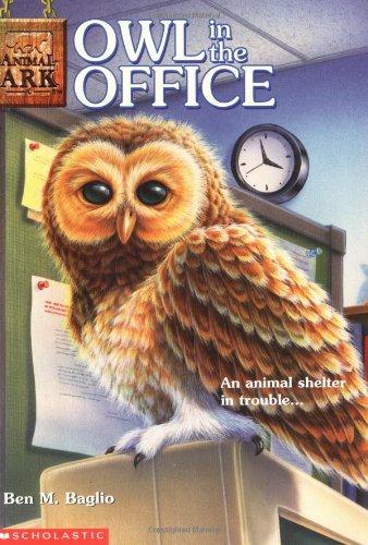 9780439084161: Owl in the Office (Animal Ark Series #11)