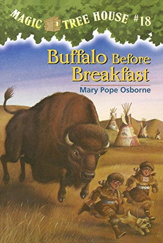 9780439086738: [( Buffalo before Breakfast )] [by: Mary Pope Osborne] [Jul-1999]