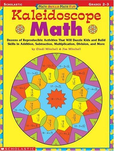 9780439086769: Kaleidoscope Math, Grades 2-3