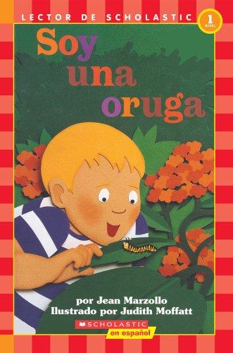9780439086974: Soy una Oruga (Coleccion Hola, Lector: Level 1)