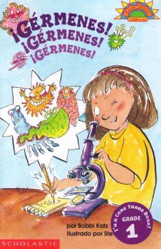 9780439087001: Germenes! Germenes! Germenes! / Germs! Germs! Germs! (Coleccion Hola, Lector: Level 3) (Spanish Edition)