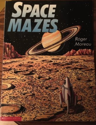 9780439087124: Space Mazes