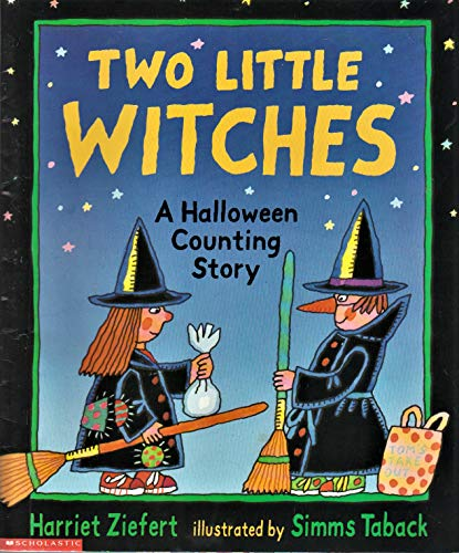 9780439087254: Two Little Witches: A Halloween Counting Story