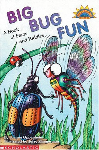 9780439087490: Big Bug Fun : A Book of Facts and Riddles (Hello Reader! Ser.)