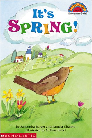 9780439087544: It's Spring! (Hello Reader, Level 2)
