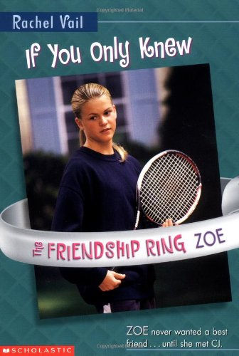 Friendship Ring #01: If You Only Kn: Vail, Rachel