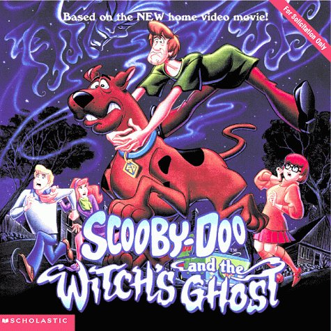 9780439087865: Scooby-doo 8x8: Scooby-doo And The Witch's Ghost
