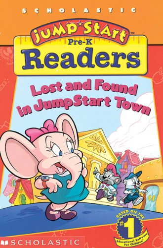 Jumpstart Pre-k Early Reader: Lost And Found: Holub, Joan