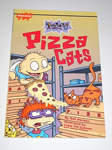 9780439090162: Pizza Cats (Nickelodeon Rugrats)