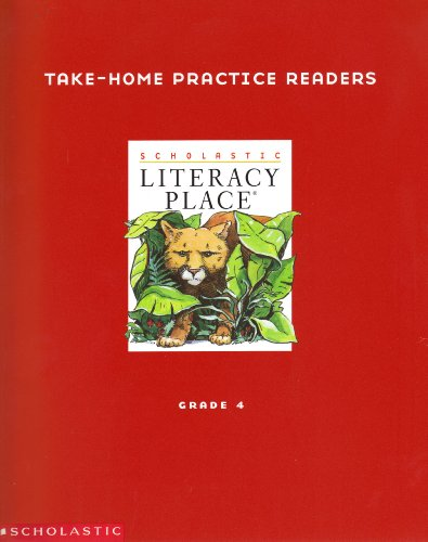 9780439090360: Scholastic Literacy Place Practice Readers