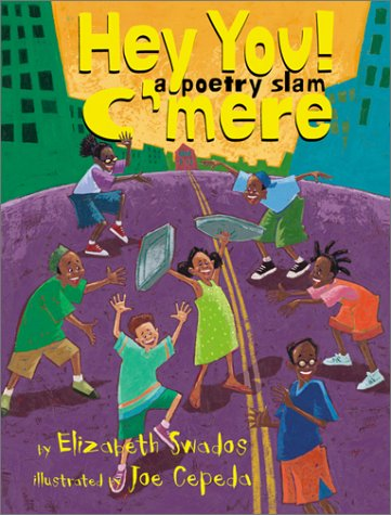 9780439092579: Hey You! C'mere! A Poetry Slam