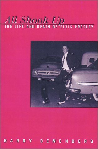 9780439095044: All Shook Up: The Life and Death of Elvis Presley