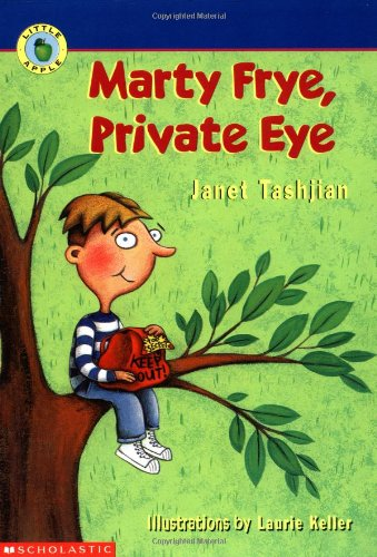 9780439095570: Marty Frye, Private Eye (Little Apple Paperback)