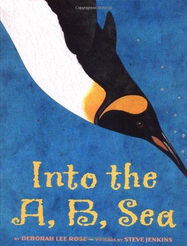 9780439096966: Into The A, B, Sea: An Ocean Alphabet Book