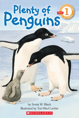 9780439098328: Scholastic Reader Level 1: Plenty of Penguins