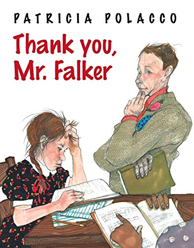9780439098366: Thank you, Mr. Falker