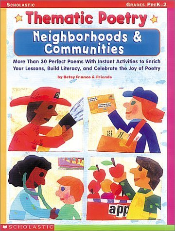 Thematic Poetry: Neighborhood & Communities: More than: Franco, Betsy