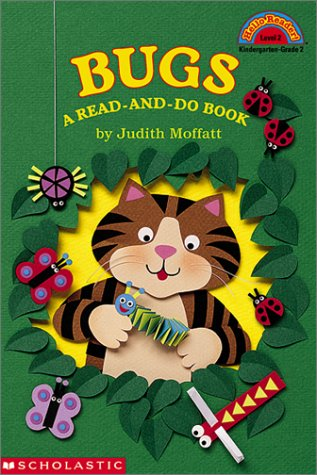 9780439098595: Bugs: A Read-And-Do Book (Hello Reader! Level 2)