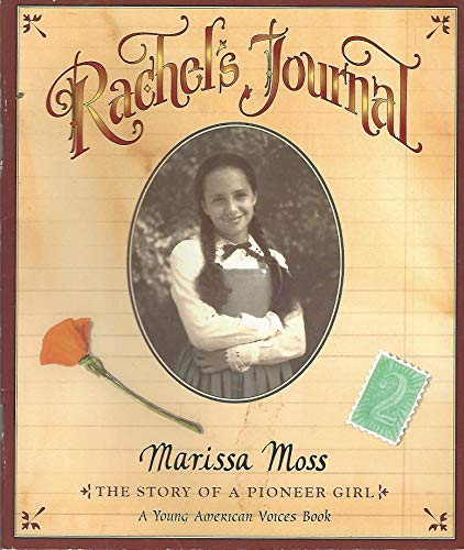 9780439098700: RACHEL'S JOURNAL (YOUNG AMERICAN VOICES BOOK)
