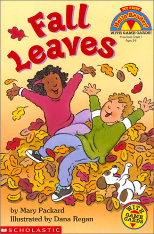 9780439099110: Fall Leaves (My First Hello Reader)