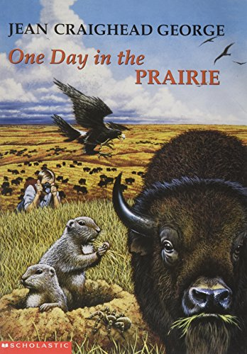 9780439099172: One Day in the Prairie