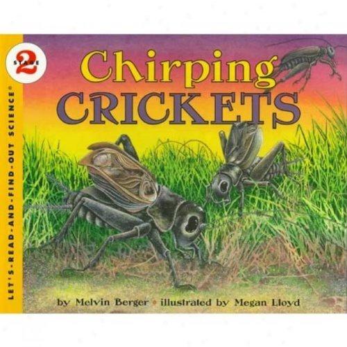 9780439099202: Chirping Crickets
