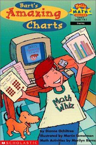 9780439099530: Bart's Amazing Charts (HELLO READER LEVEL 3)