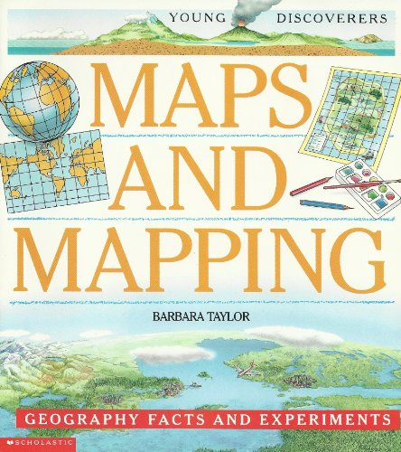 9780439099615: Maps and mapping (Young discoverers)