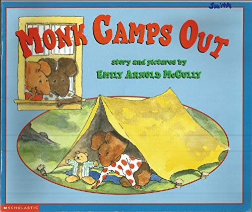 9780439099776: Monk Camps Out