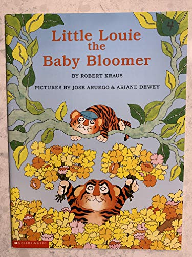 9780439099813: Little Louie the Baby Bloomer